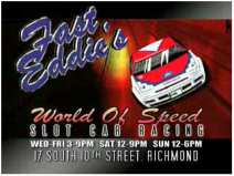 Fast Eddie's World of Speed